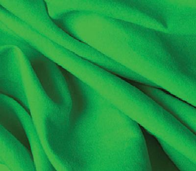 Фон FST B-33 Chromagreen, 3х3 м, тканевый, зеленый фото