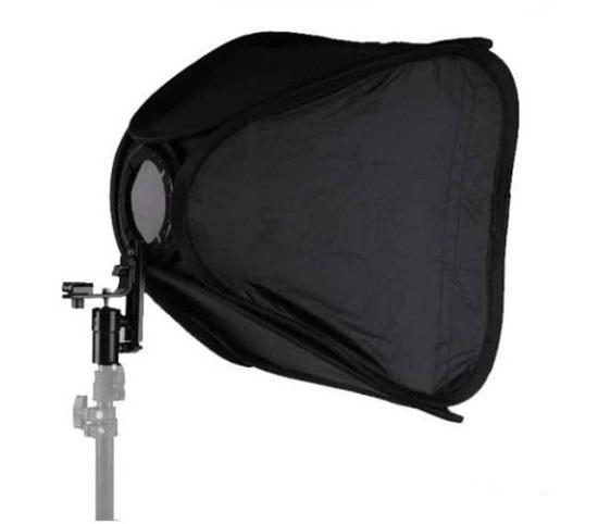 Софтбокс FST SB-020 40х40 см, для накамерной вспышки фото