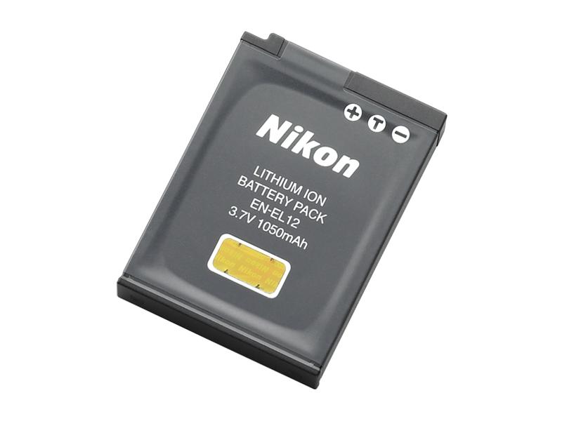 Аккумулятор Nikon EN-EL12 фото