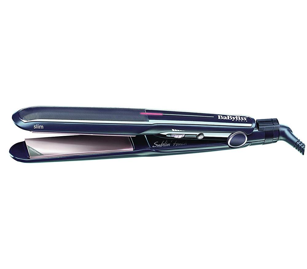 Купить со скидкой Выпрямитель волос BaByliss