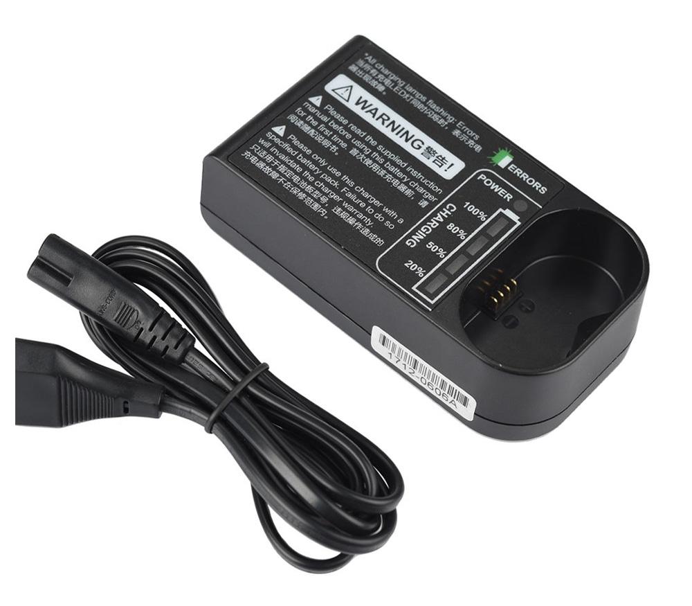 Зарядное устройство Godox C20 для аккумуляторов VB-20 фото