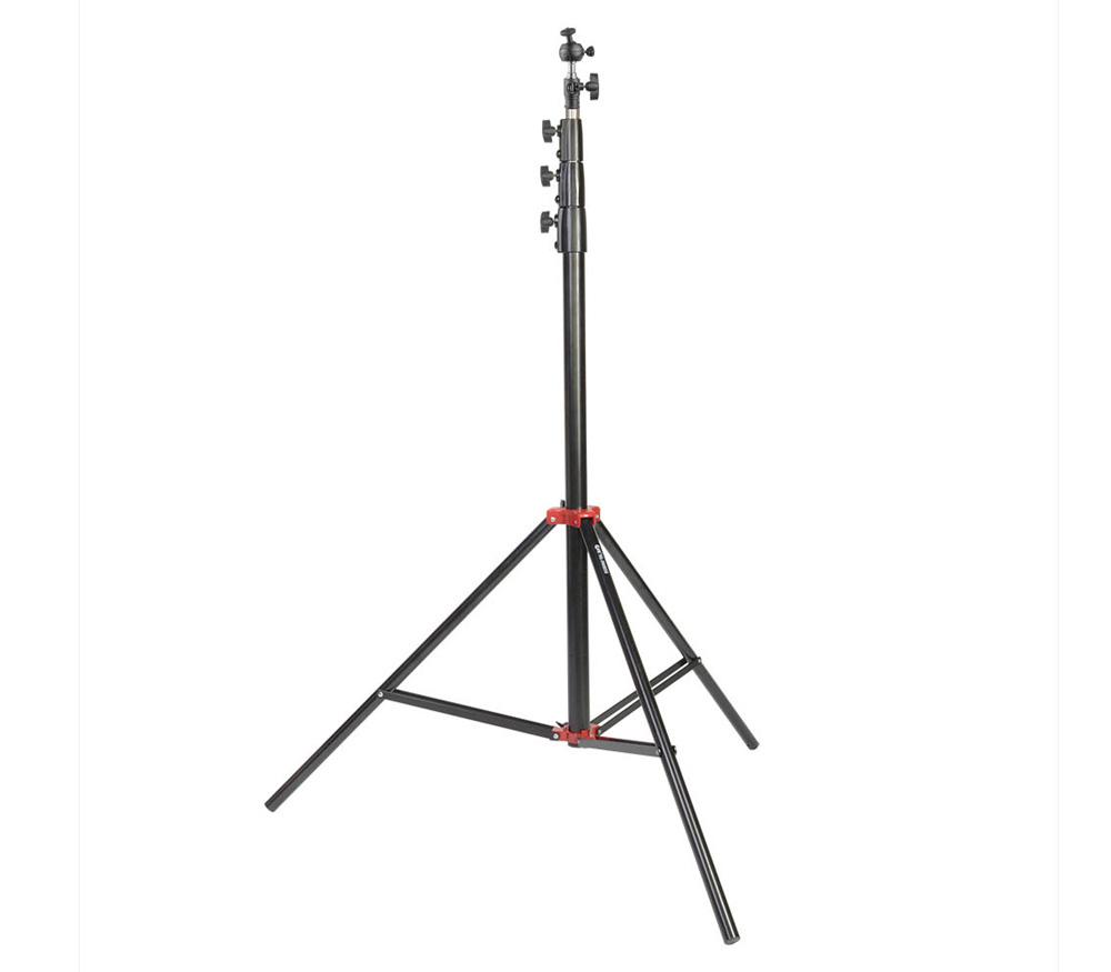 Стойка Falcon Eyes FEL-3900ST.0, 390 см, 10 кг, пружинный амортизатор, головка фото