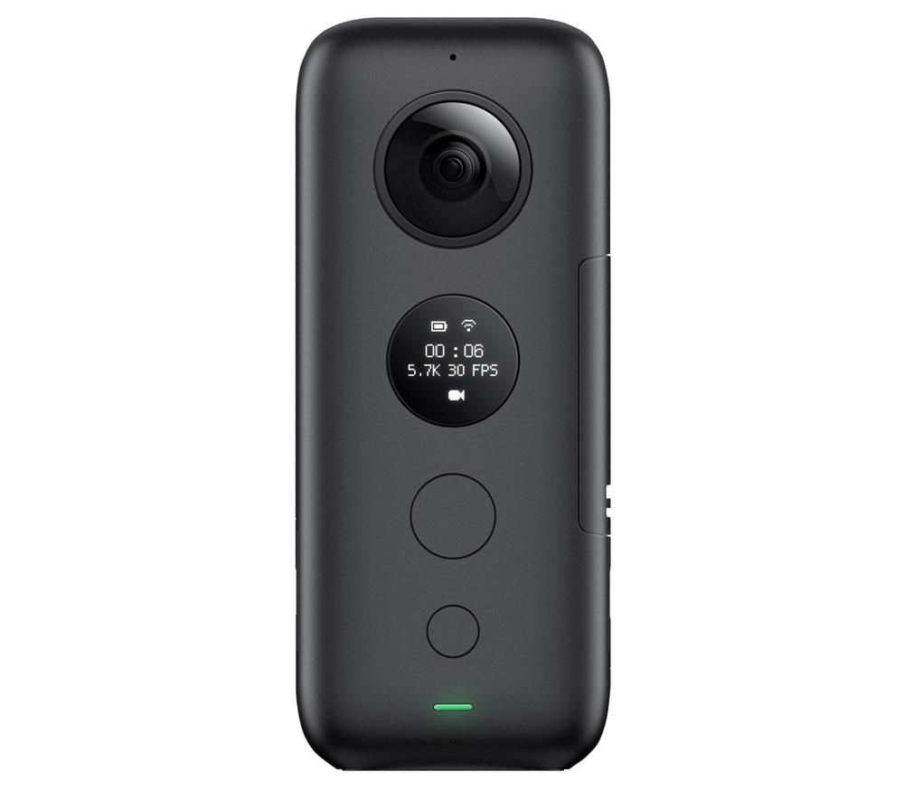 Купить со скидкой Панорамная экшен-камера Insta360