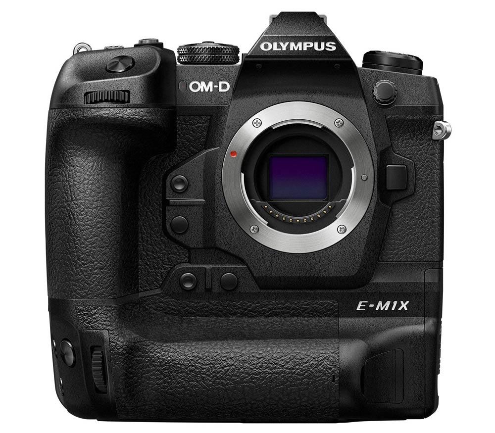 Беззеркальный фотоаппарат OLYMPUS OM-D E-M1X Body фото