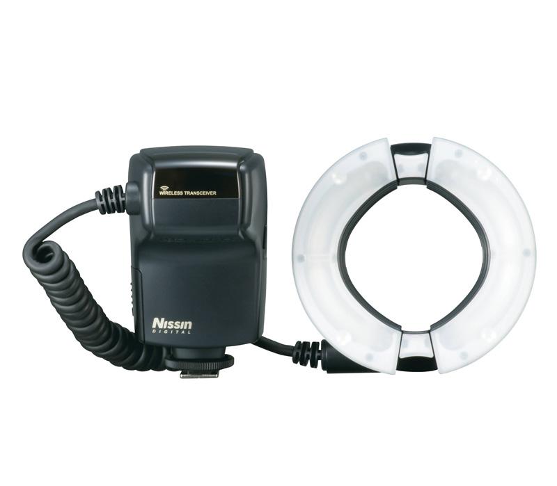Вспышка Nissin MF18C Ring Flash кольцевая для Canon фото