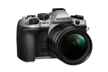 Системный фотоаппарат OLYMPUS OM-D E-M1 Mark II Body, серебристый