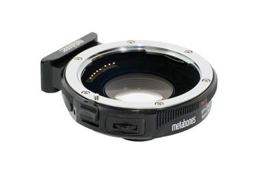 Адаптер Metabones Speed Booster 0.58x, Canon EF на BMPCC T