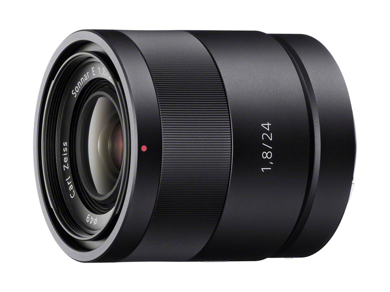 Объектив Sony Zeiss Sonnar T* E 24mm f/1.8 ZA (SEL-24F18Z)