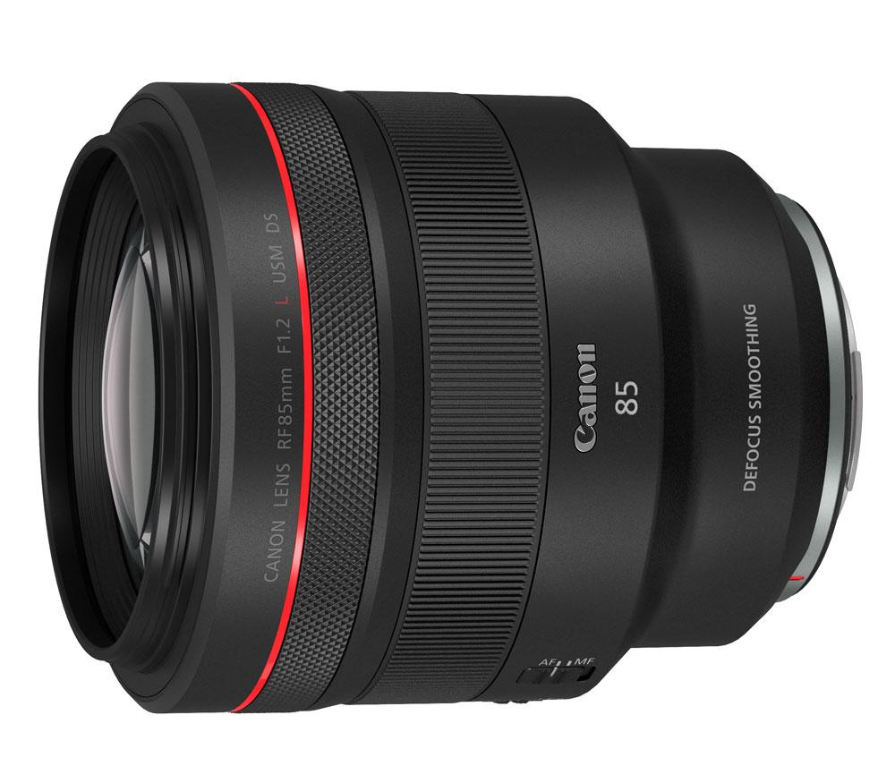 Объектив Canon RF 85mm f/1.2 L USM DS