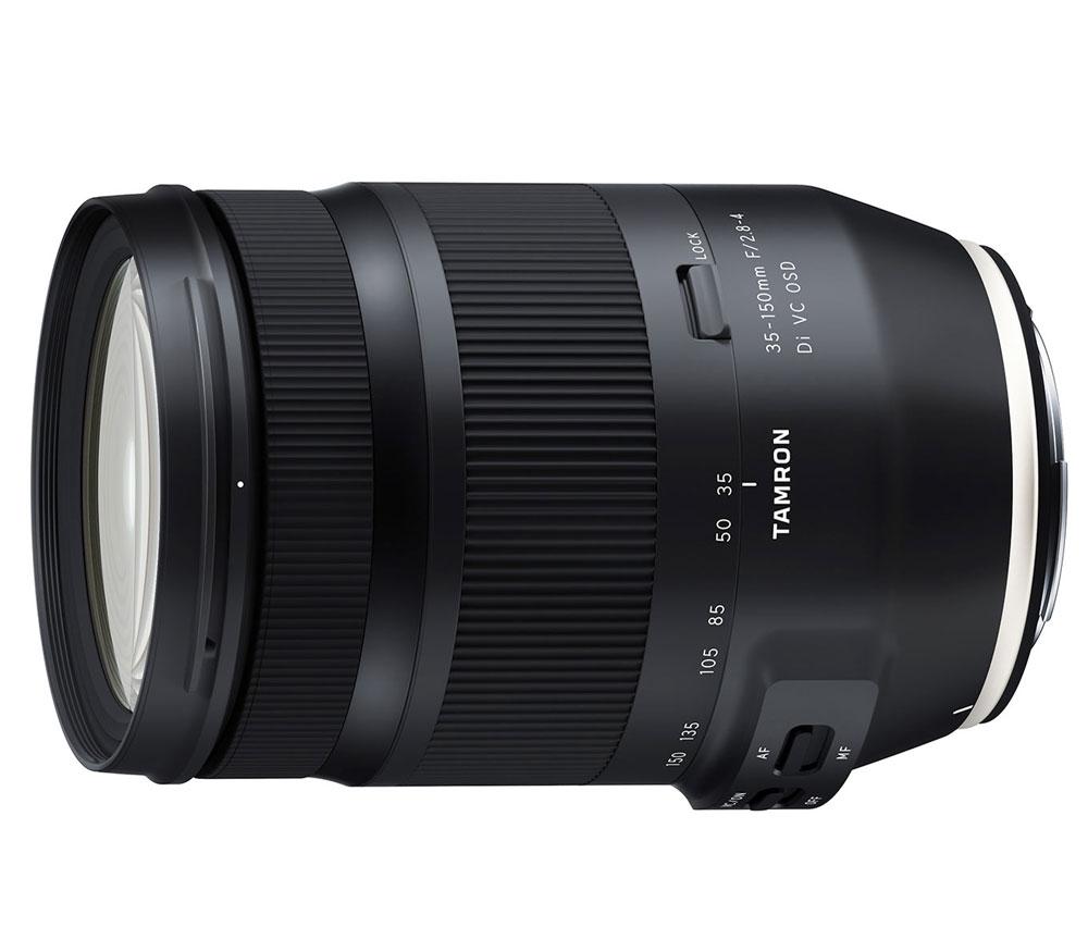 Объектив Tamron 35-150mm f/2.8-4 Di VC OSD Canon EF фото