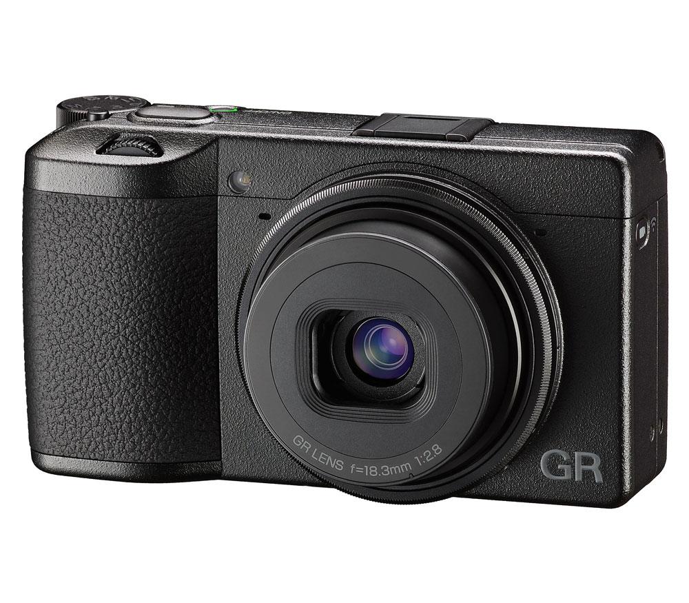 Компактный фотоаппарат Ricoh GR III фото