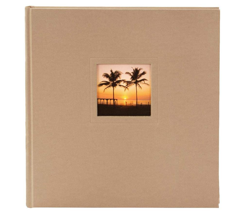 Фотоальбом Goldbuch 30 х 31 см, 60 страниц, Natura, бежевый фото