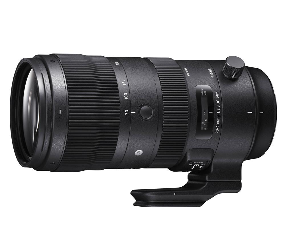 Объектив Sigma 70-200mm f/2.8 DG OS HSM Sport Nikon F 70-200mm f/2.8 DG OS HSM Sport Nikon F