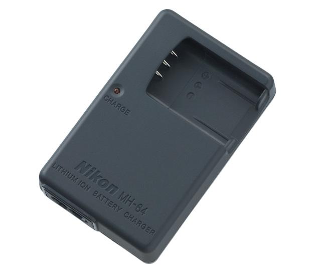 Зарядное устройство Nikon MH-64 для EN-EL11 фото