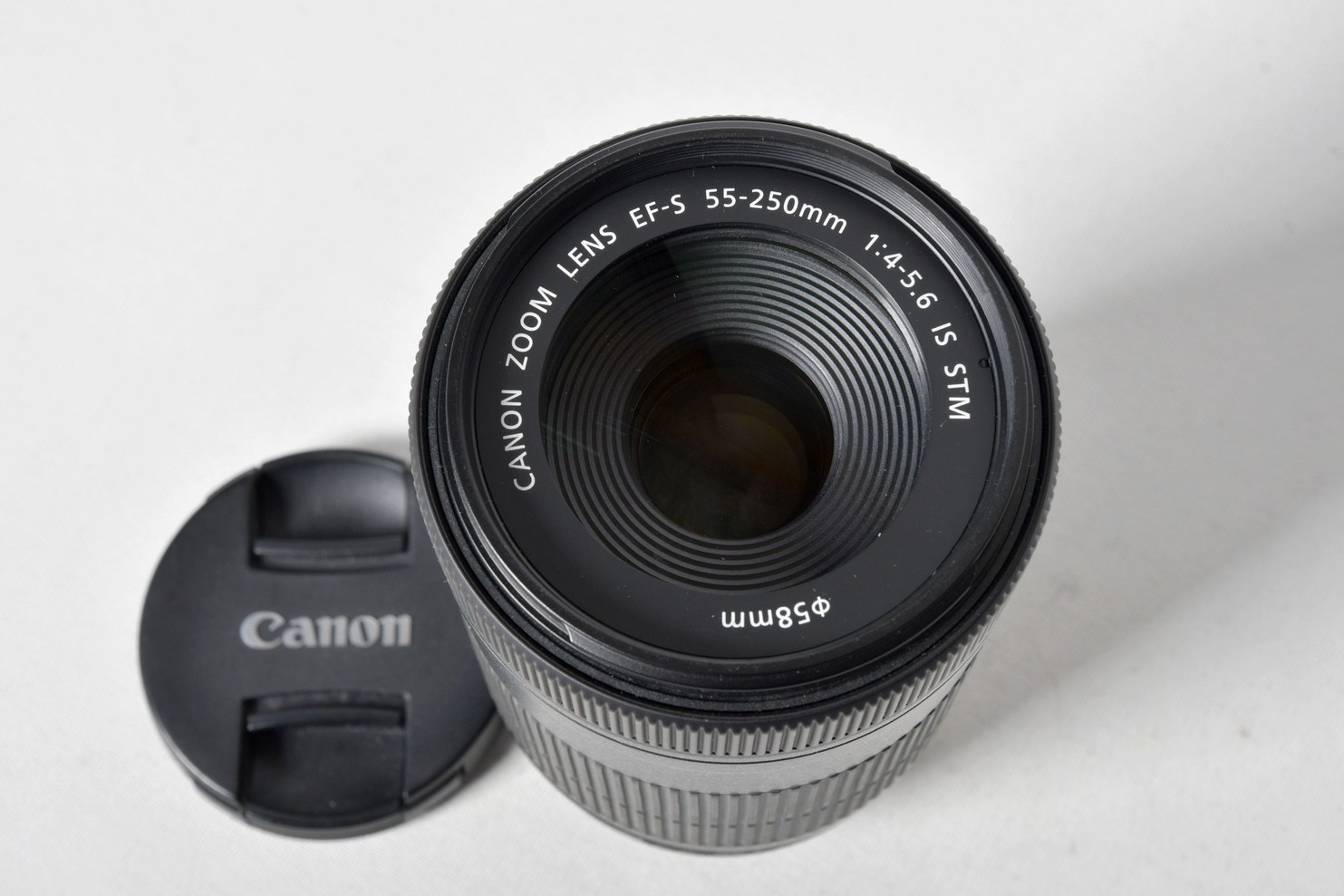 Объектив CANON EF-S 55-250/4-5.6 IS STM (состояние 5)