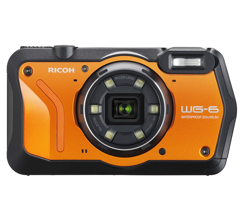 Лучший компактный защищенный фотоаппарат