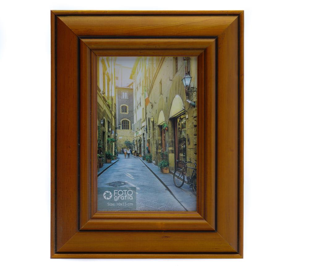 Фоторамка Fotografia 10х15 см, светло-коричневый FFW-4071 фото