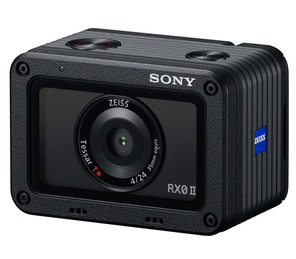 Компактная камера SONY RX0 II фото
