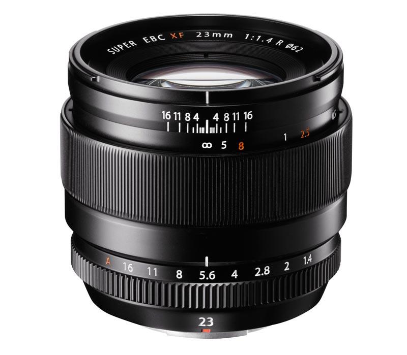 Объектив FUJIFILM XF 23mm f/1.4 R фото