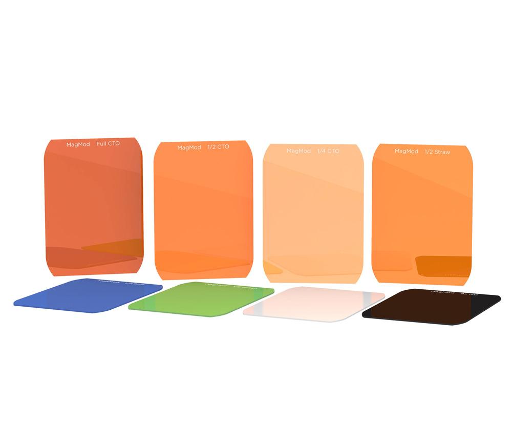 Светофильтры MagMod Standard Gels фото