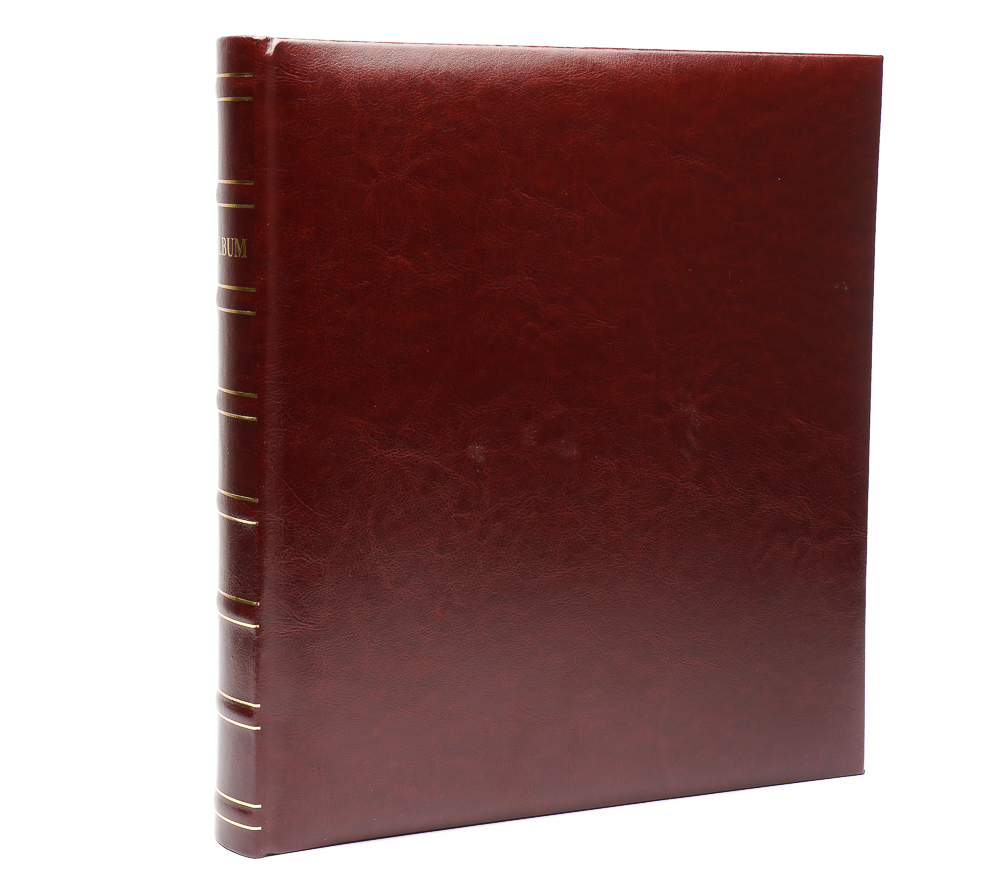 Фотоальбом Fotografia 10x15 см 400 фото, «Классика», коричневый фото
