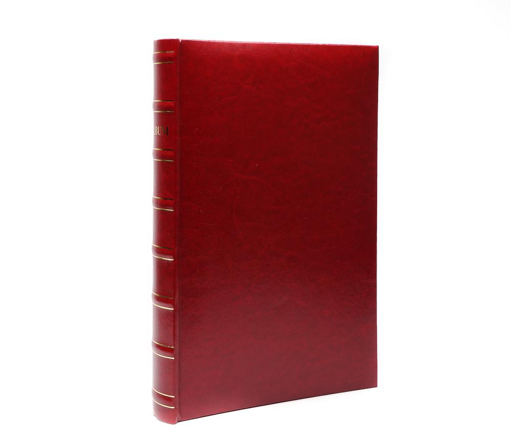 Фотоальбом Fotografia 10x15 см 300 фото, «Классика», бордовый фото