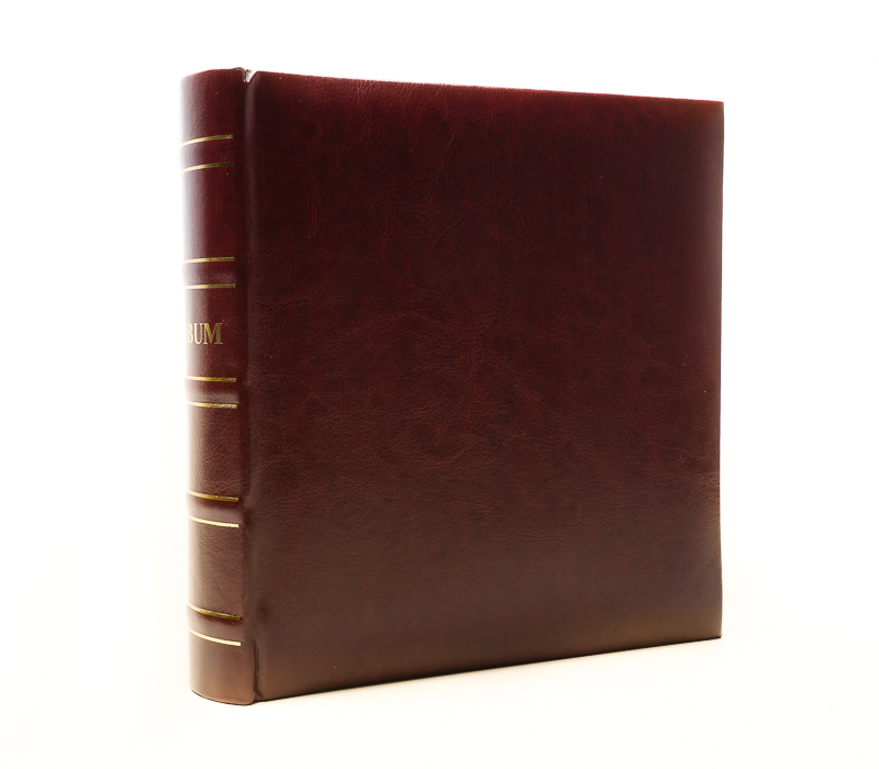 Фотоальбом Fotografia 10x15 см, 200 фото, «Классика», коричневый фото