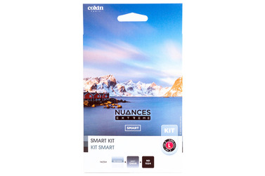 Светофильтры COKIN Nuances Extreme Smart Kit NKZSM, L (100х144 мм)