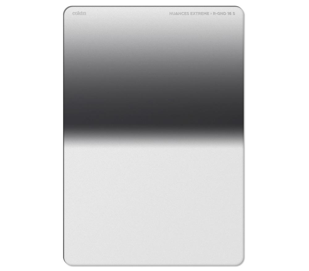 Светофильтр COKIN Nuances Extreme ND16 Reverse Grad (NXZRG16), размер L (100х144) фото