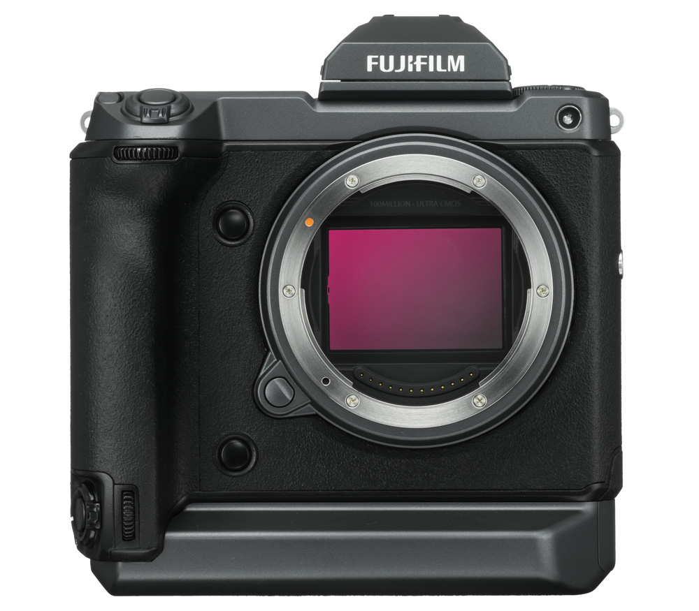 Фотоаппарат среднего формата Fujifilm GFX 100 Body GFX 100 Body