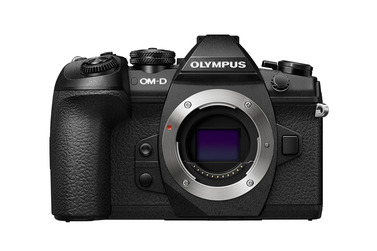 Системный фотоаппарат OLYMPUS OM-D E-M1 Mark II Kit ED 17mm f/1.2 PRO, черный