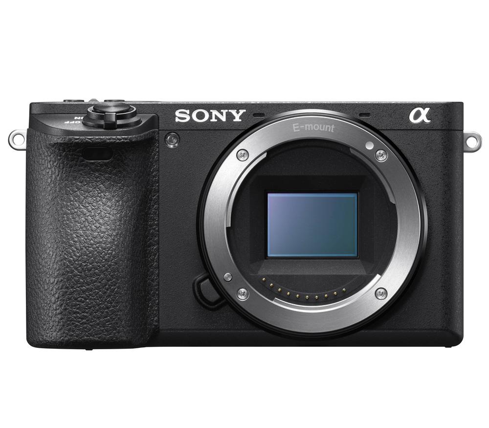 Системная фотокамера SONY Alpha 6500 Body черный фото