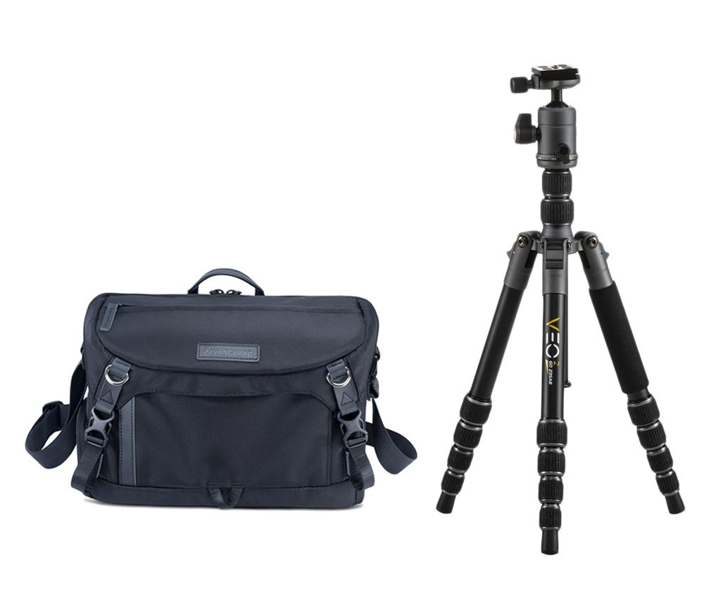 Штатив + сумка Vanguard VEO 2GO 235AB Kit фото