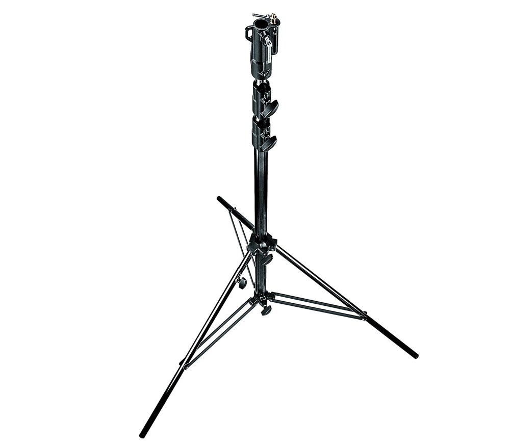Стойка Manfrotto 126BSUAC, 333 см, 3-40 кг, c пневмоамортизацией