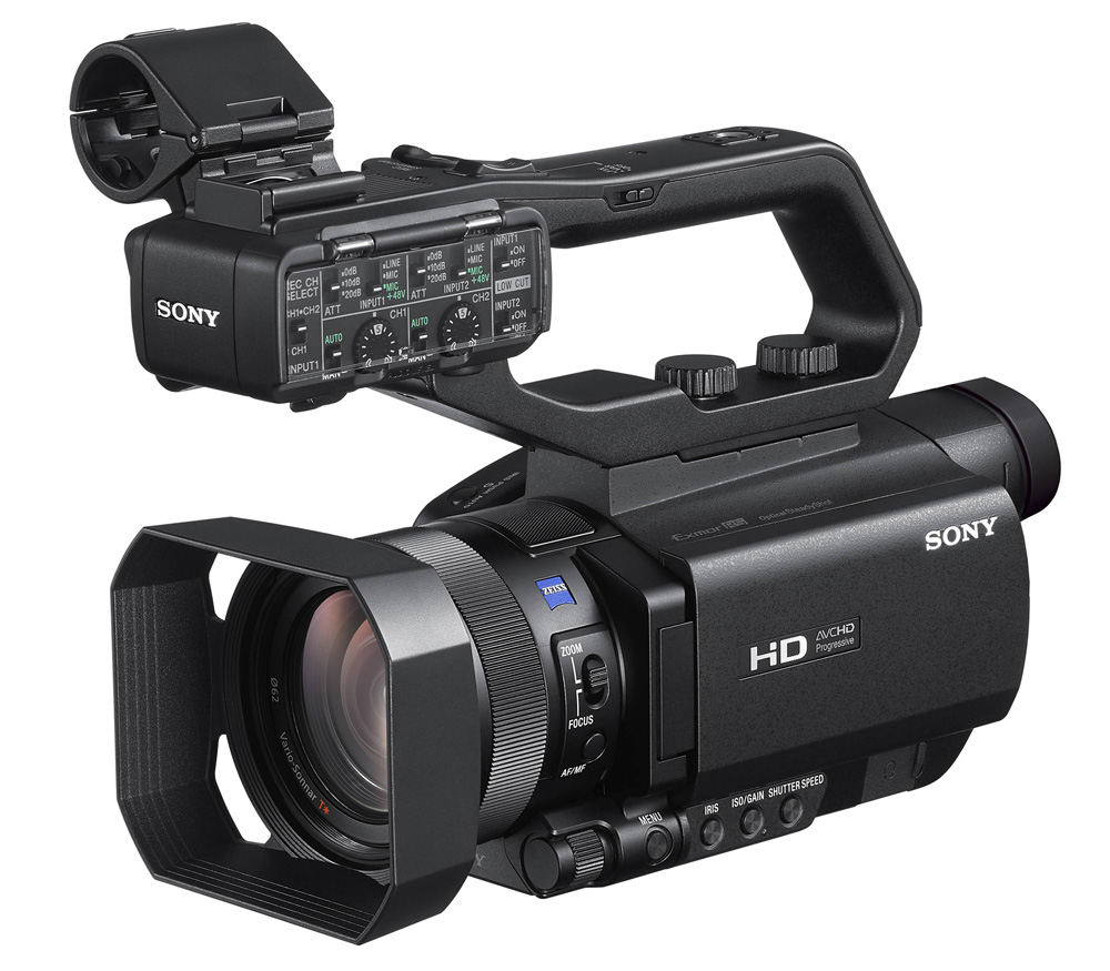 Видеокамера SONY HXR-MC88 фото