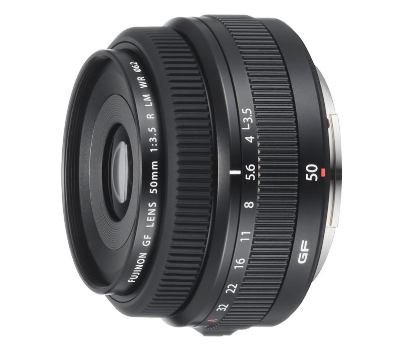 Объектив FUJIFILM GF 50mm f/3.5 R LM WR фото