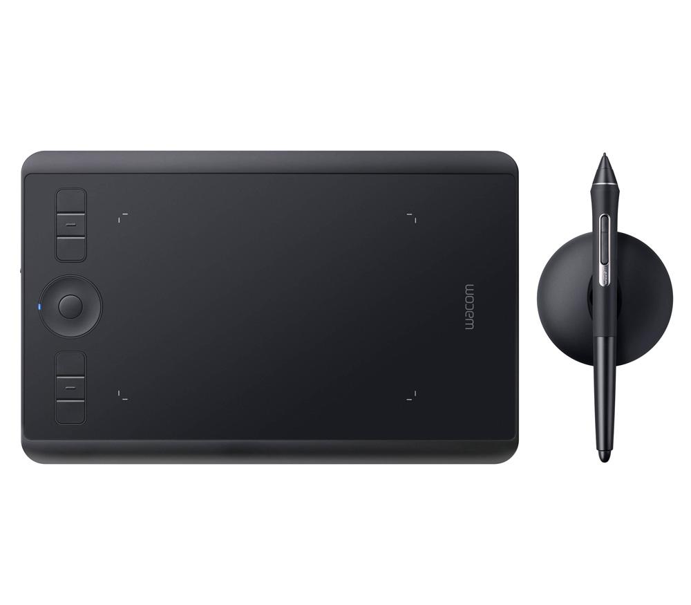 Графический планшет Wacom Intuos Pro S Small (2019, PTH460K0B) фото