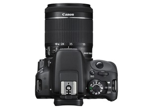 Зеркальный фотоаппарат Canon EOS 100D + 18-55 IS STM Kit