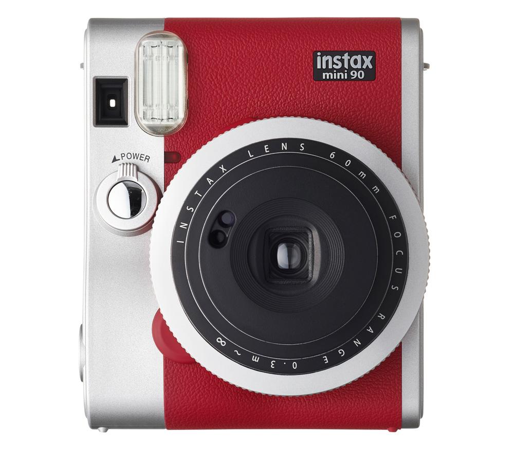 Самые дешевые фотоаппараты мгновенной печати