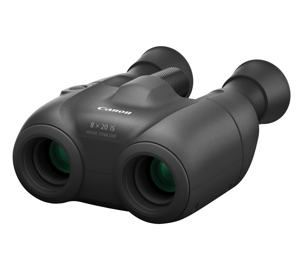 Бинокль Canon 8x20 IS