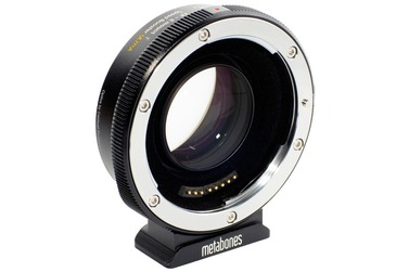 Small metabones speed boster 0 71x canon ef to sony e 1
