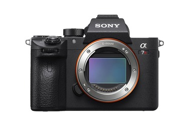 Small sony a7r iii front