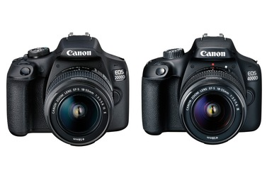 Small canon 2000d 4000d front news