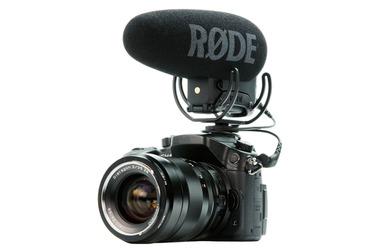 Small rode mic