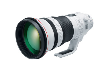 Small canon ef 400mm l is iii 1