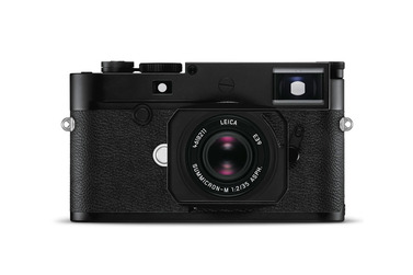 Small leica m10 d front