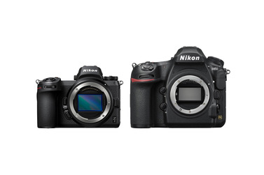 Small nikon z7 d850 compared preview