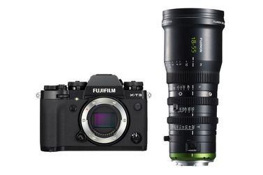 Small fujifilm x t3 mkx 18 55 t29 bundle
