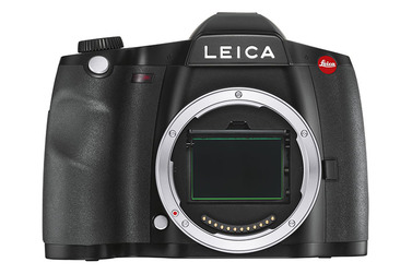 Small leica s3 new mf dslr