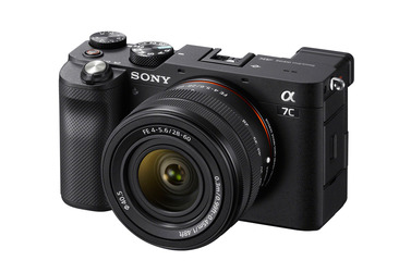 Small sony a7c black kit fsl